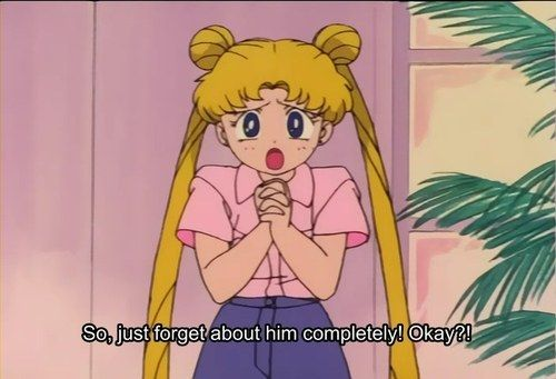 But you can give out some damn good relationship advice. | Community Post: 25 Signs You Are Actually Sailor Moon In Real Life