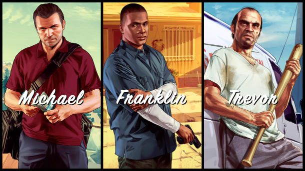 Rockstar Games releases three new character trailers for Grand Theft Auto V