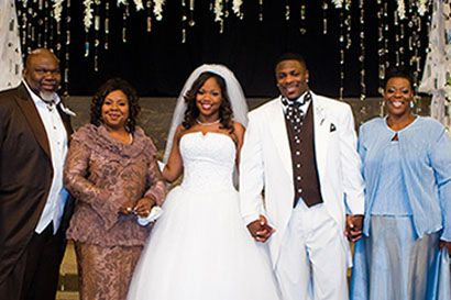 Td Jakes Daughter Wedding | have built my ministry and