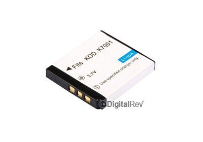 Image of AFT KLIC-7001 Battery for Kodak EasyShare V550/V570/V610/V705