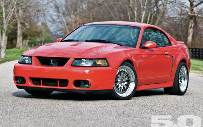 Terminator Mustang Rims