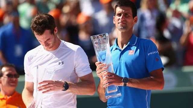 Djokovic downs Murray for a 5th Miami title (By Eric Ognjen) http://worldinsport.com/djokovic-downs-murray-for-a-5th-miami-title/