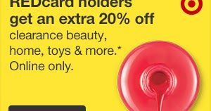 Target - 70% Off Clearance + Extra 20% Off AND Extra 20% off with REDcard = Tall Women's Rain Boots ONLY $10.62