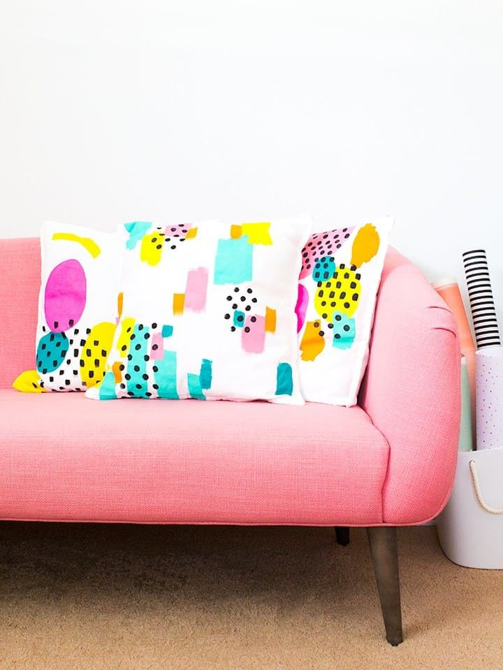 It's Back! DIY Projects Inspired by the Memphis Design Movement