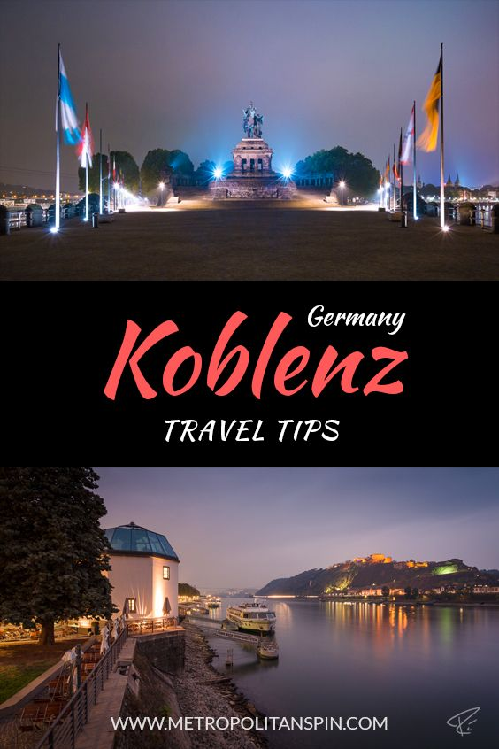 Planning a trip to Koblenz? Check out these travel tips! #europe #germany #koblenz