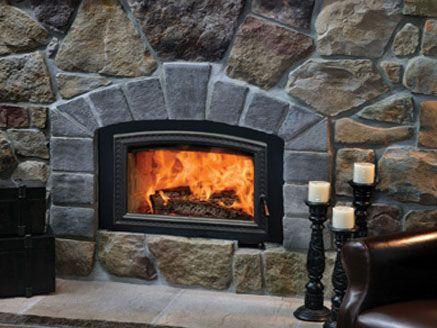 123 Best Beautiful Wood Burning Fireplaces Images On