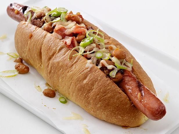 Get Chipotle Chili Cheese Dogs Recipe from Food Network