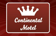 Continental Motel #algomacountry