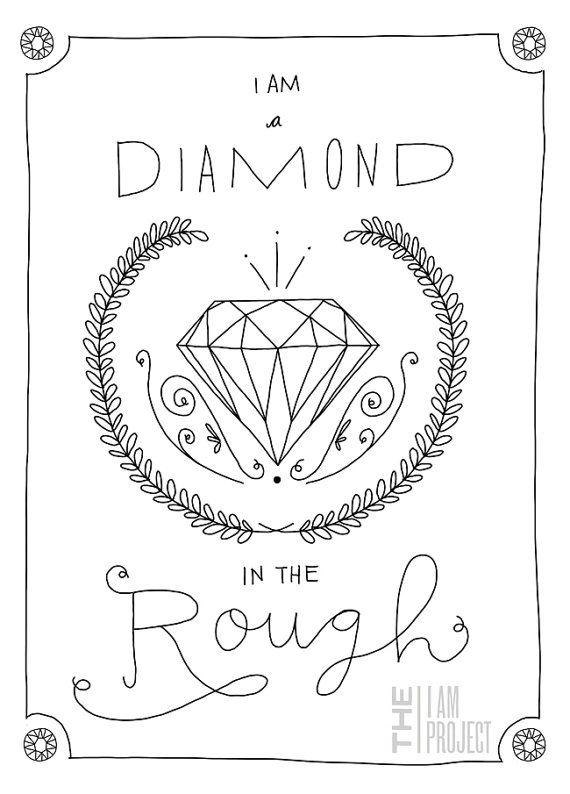 diamond in the rough poem - photo #8