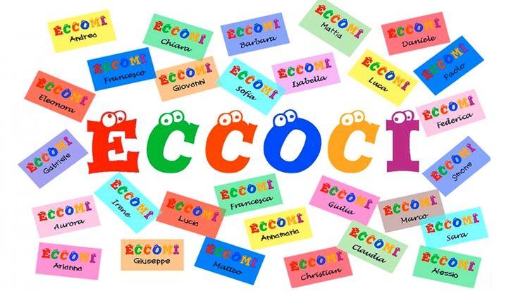 «ECCOCI!» - festa dell'accoglienza
