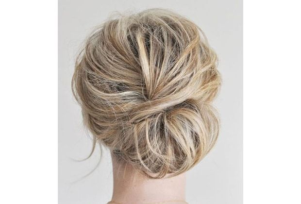 81 Best Casual Updo Images On Pinterest