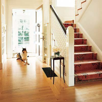 17 best images about wood flooring ideas on pinterest for High traffic flooring ideas