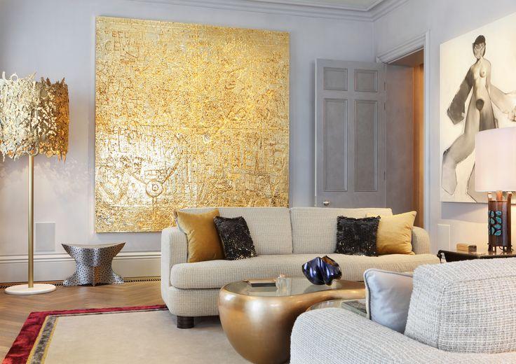 Project by Francis Sultana | Best UK Designers. Interiors. Modern Living. | #FrancisSultana #homedecor #modernhomes #bestinteriordesigner #brabbuinspirations #bestprojects #homeinterior | More at: http://www.brabbu.com/