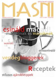 Masni Dekoráció: Magazin 2012/06  http://issuu.com/masnidekoracio/docs/masnikaracsony