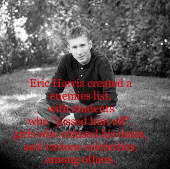 Columbine Where They Are Now: Eric Harris Columbine