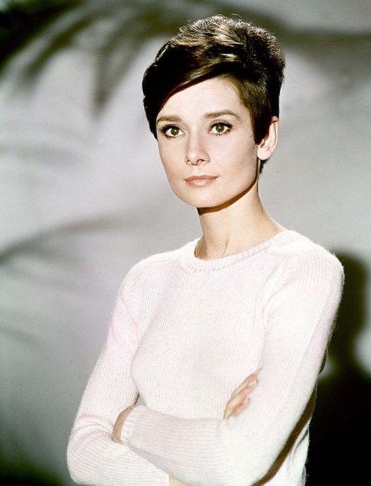Audrey Hepburn Frisur Style 1 Einfache Hochsteckfrisur Selber