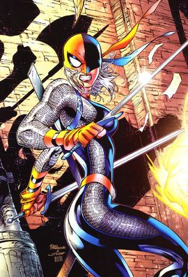 Rose Wilson (New Earth) - DC Database - Wikia