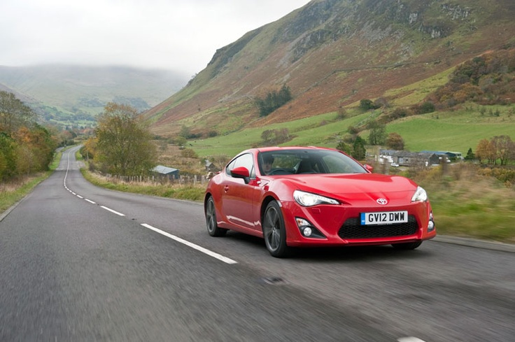 Toyota GT86 Is TopGear Magazine's Car Of The Year
