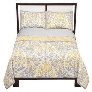 Find This Pin And More On Yellow Gray Bird Bedroom
