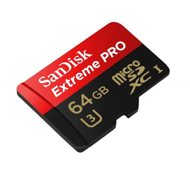 SanDisk has launched two new flash memory cards, which you'd probably better know as SD Cards or microSD. These aren't any cards though; they're world firsts: a 512GB U3-rated SD card, and a 64GB u3-rated microSD. Why are these so amazing? The SD card is marketed as the highest capacity SD card manufactured to date, and the microSD is the fastest microSD available. Why would you want such a blindingly fast SD card? Simple — if you're shooting 4K video on a camera, you need a lot of storage…