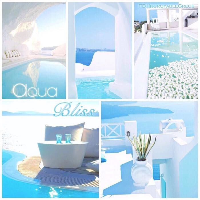 Aqua Bliss...in Greece