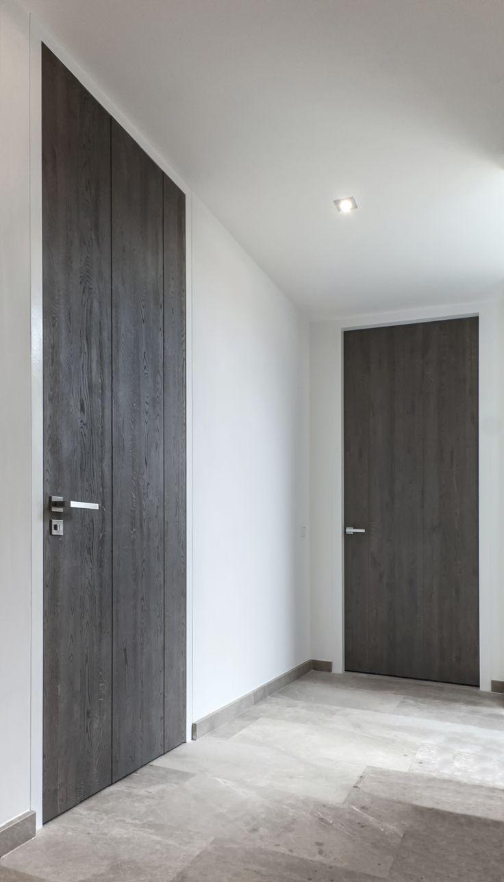 Las 25 mejores ideas sobre puertas internas en pinterest - Puertas correderas externas ...