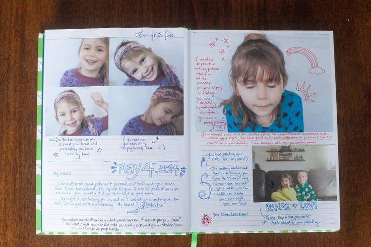 Kids Journals, One Way | Essaie Blog