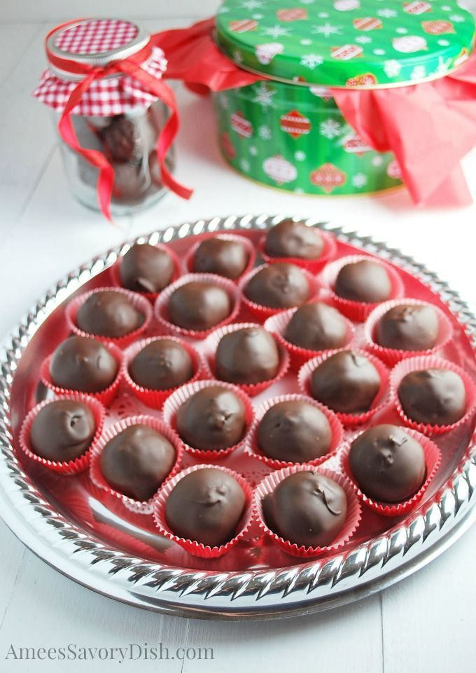 chocolate chip truffles so creamy and easy to make 9 2 mint chocolate ...