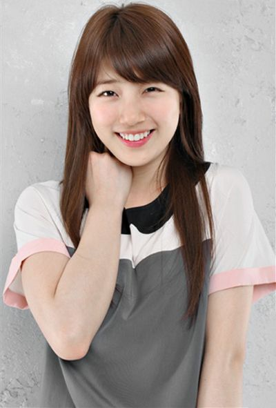 Top 10 Most Popular Korean Actresses In 2015 Bae Suzy