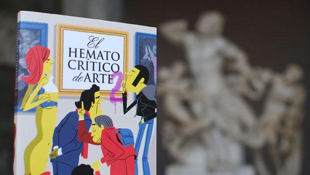 El Hematocrítico de Arte mola - http://www.misapisportuscookies.com/2014/08/el-hematocritico-de-arte-mola/