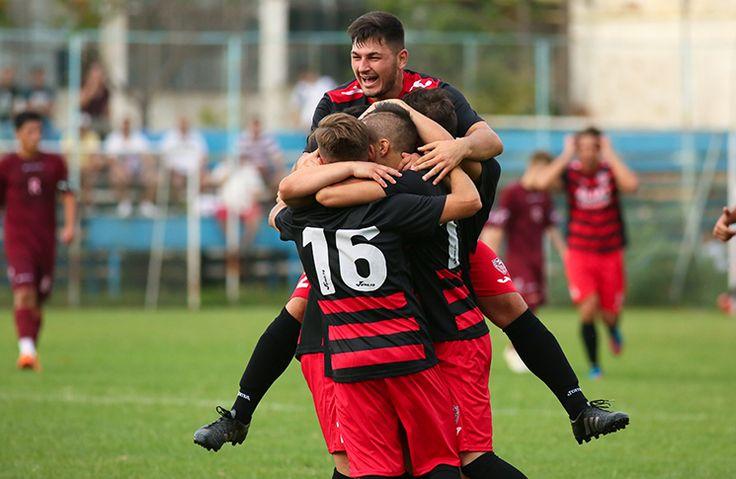 FC Asalt, peste AFC Rapid în Cupa României