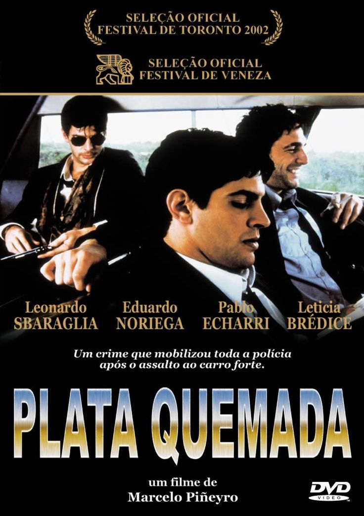 PLATA QUEMADA (LEONARDO SBARAGLIA, MARCELO PIN
