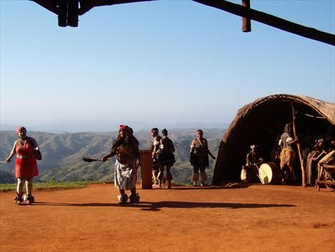 Valley of the Thousand Hills, KwaZulu-Natal, South Africa