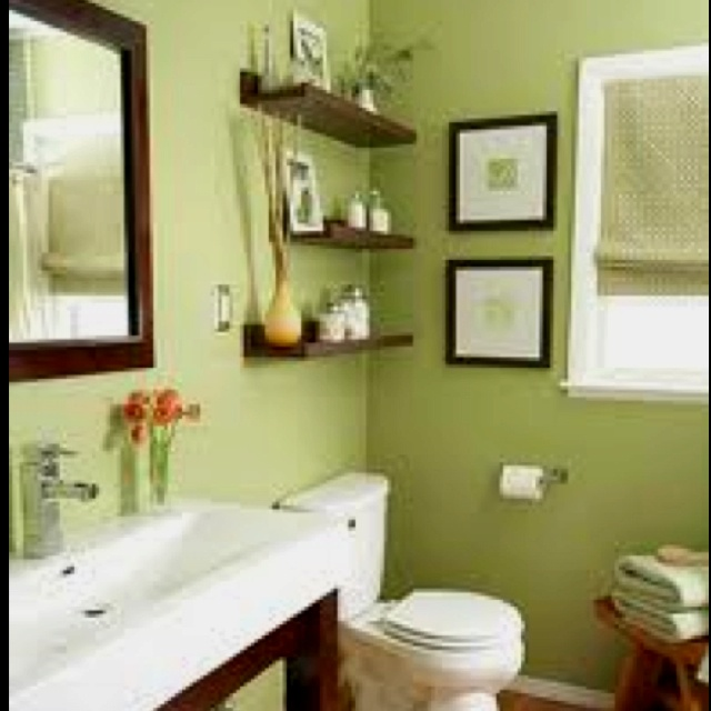 78+ Ideas About Lime Green Bathrooms On Pinterest