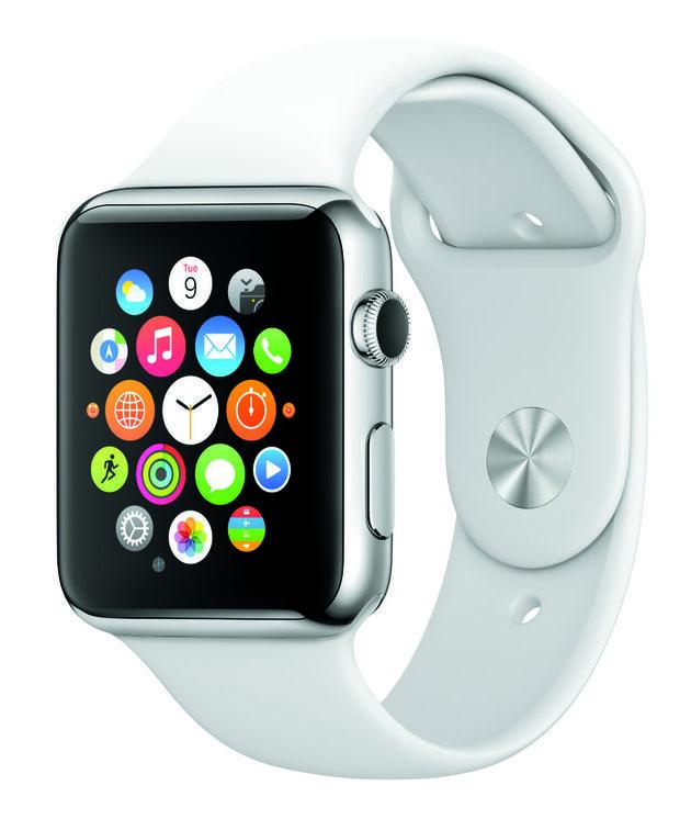 (Apple) I Watch. Een handige manier om te zien of je genoeg beweegt.