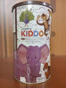 Kiddo kids health supplement by unicity sold by TWF