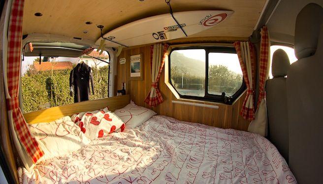 Campy Camper, Location de Van aménagé à Biarritz