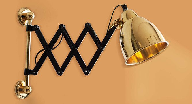Sheren Extendable Wall Sconce