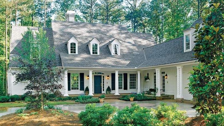 Southern Living House Plans Fresh In Photos of Modest