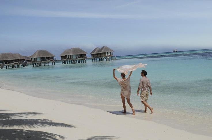 Huwelijksreis naar de Maldiven met Club Med (Club Med Kani)