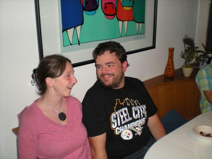 Tim & Zoe