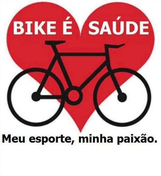 Bike é saude
