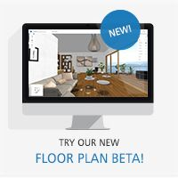 Autodesk Homestyler New Floor Planfree way to draw 2-D and 3-D designs for interior and exterior projects