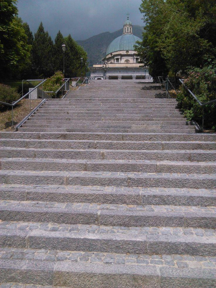 Santuario di Oropa #Biella #AlbaInLanghe #Langhe