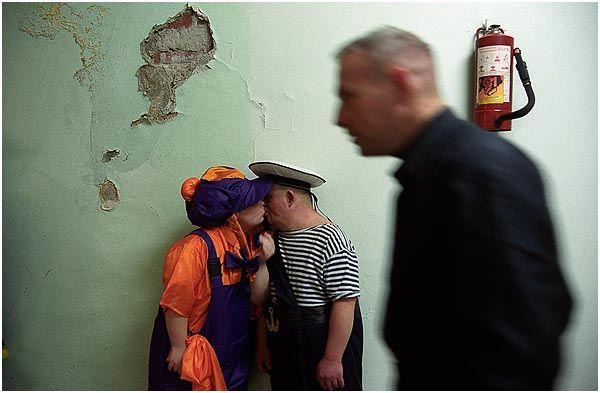 Про Машу и Яшу. Санкт-Петербург, 04.2003