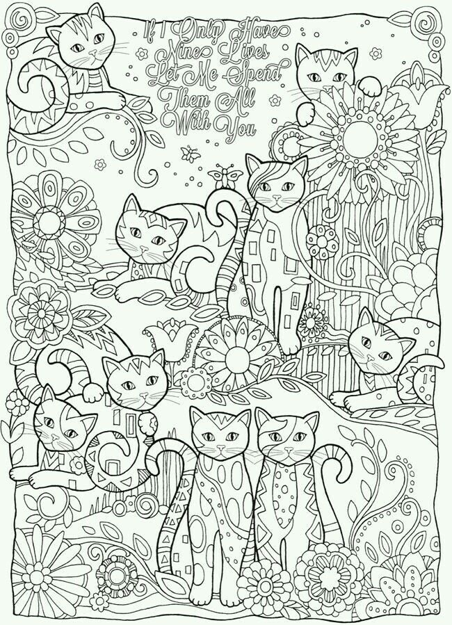 Free Printable Coloring Page