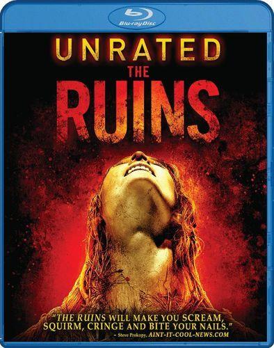 The Ruins [Blu-ray] [2008]