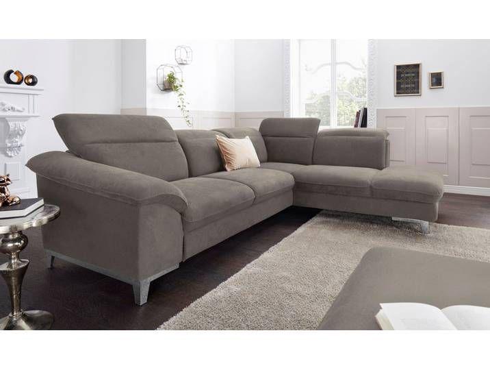 Cotta Eckcouch Grau Fsc Zertifiziert Couch Sofa Furniture