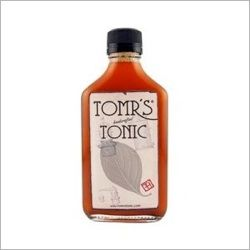 Tomr's Tonic. Spicier and richer than other tonics.