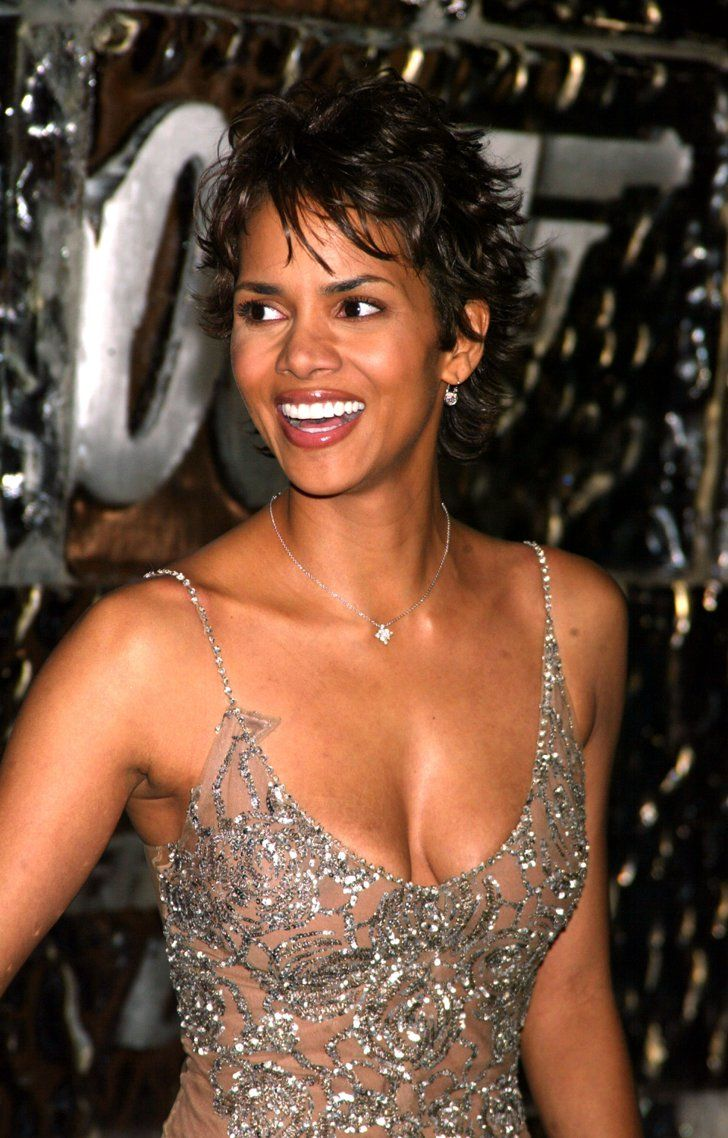 Pin for Later: Halle Berry Is Aging Backward, and It Needs to Be Discussed 2002